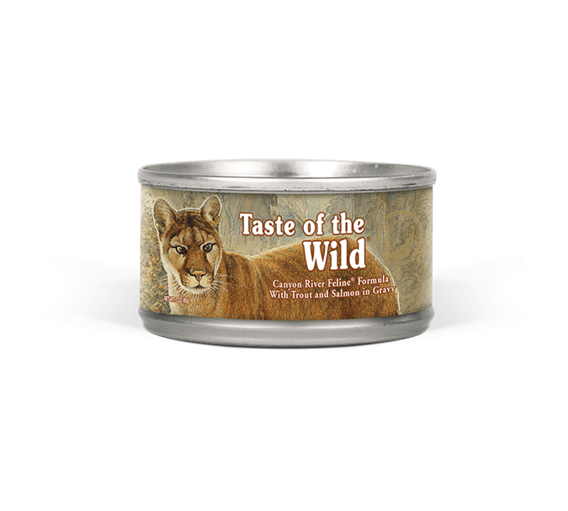 Taste of the Wild  Canyon River Feline Formula