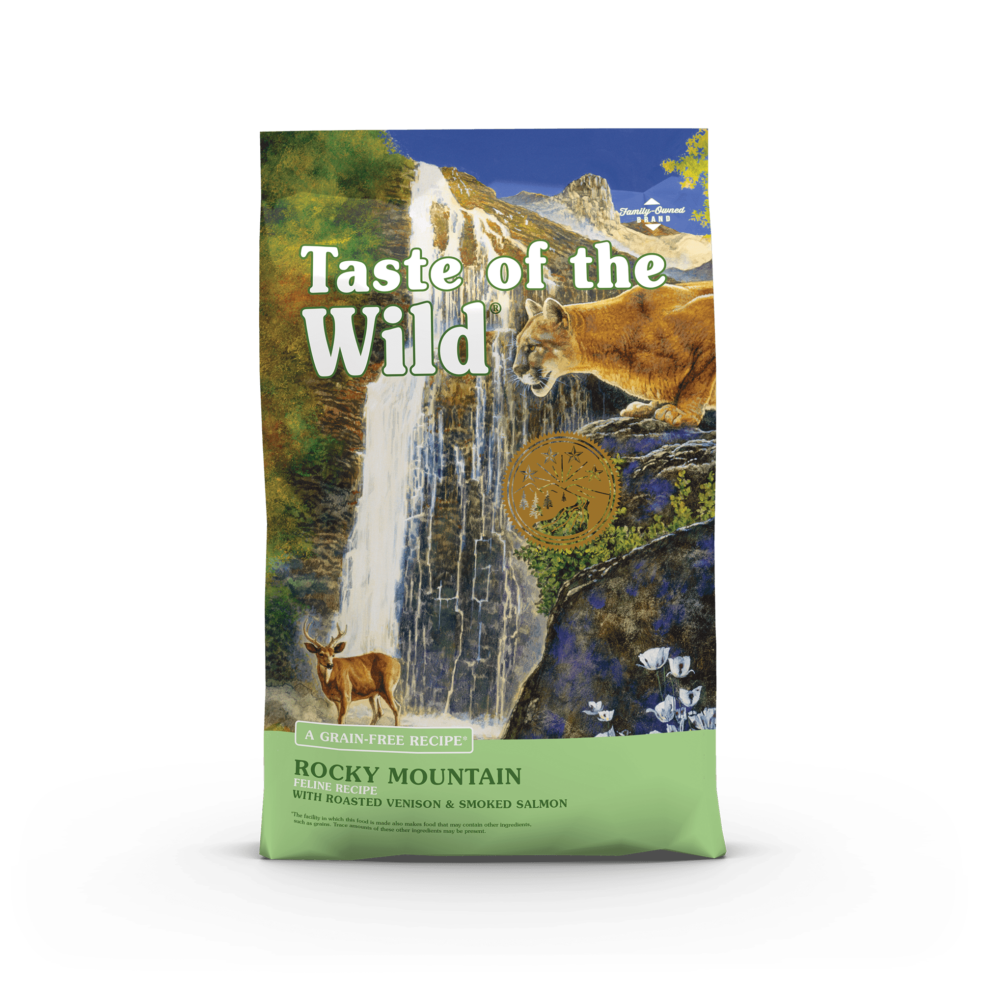 Taste of the Wild  Rocky Mountain Feline Recipe