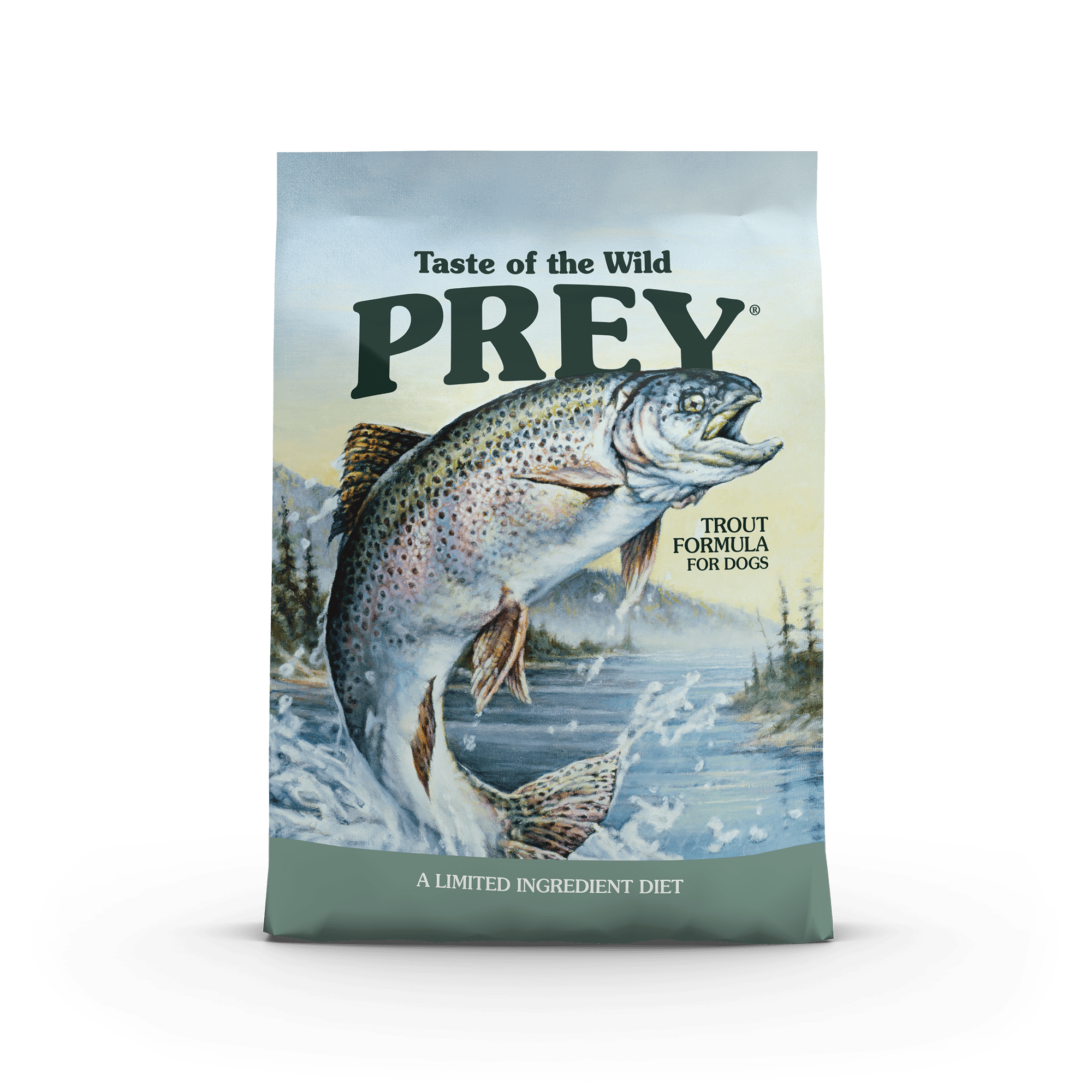Trout Limited Ingredient Formula for Dogs Image
