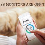 Taste of the wild pet activity monitor