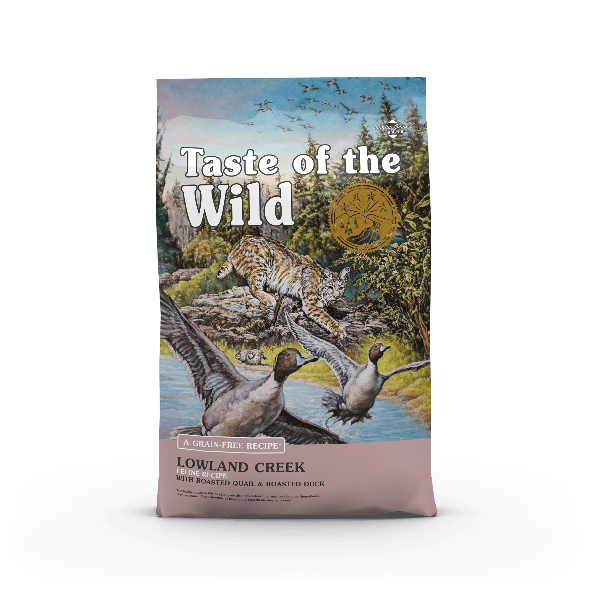 Taste of the Wild  Lowland Creek Feline Recipe