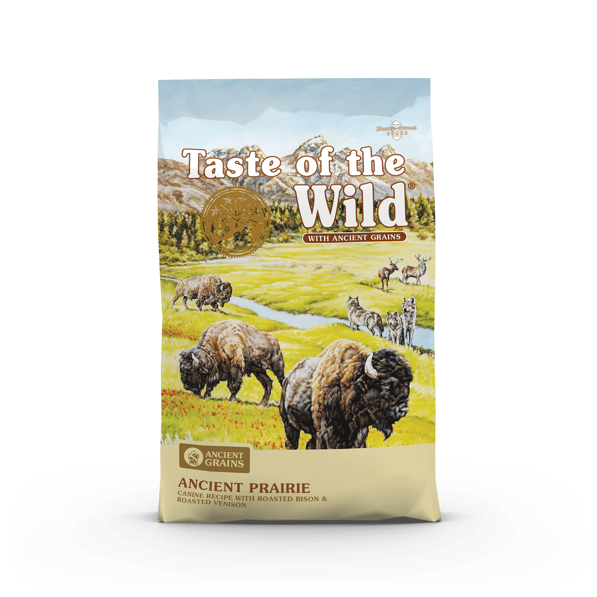 Ancient Prairie Canine Recipe with Roasted Bison & Roasted Venison Image