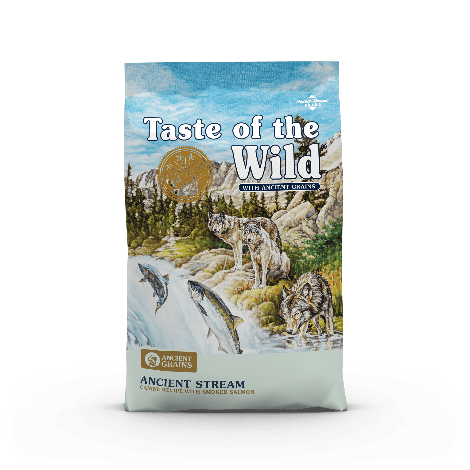 Taste of the Wild Ancient Grains  Ancient Stream Canine Recipe