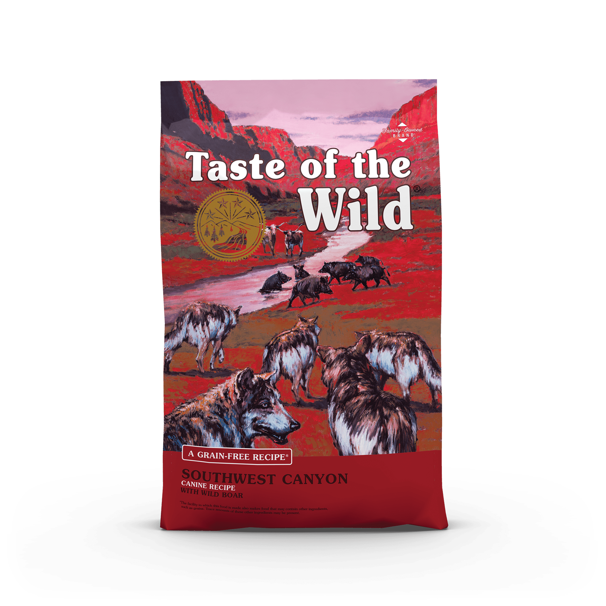 Taste of the Wild  Southwest Canyon Canine Recipe