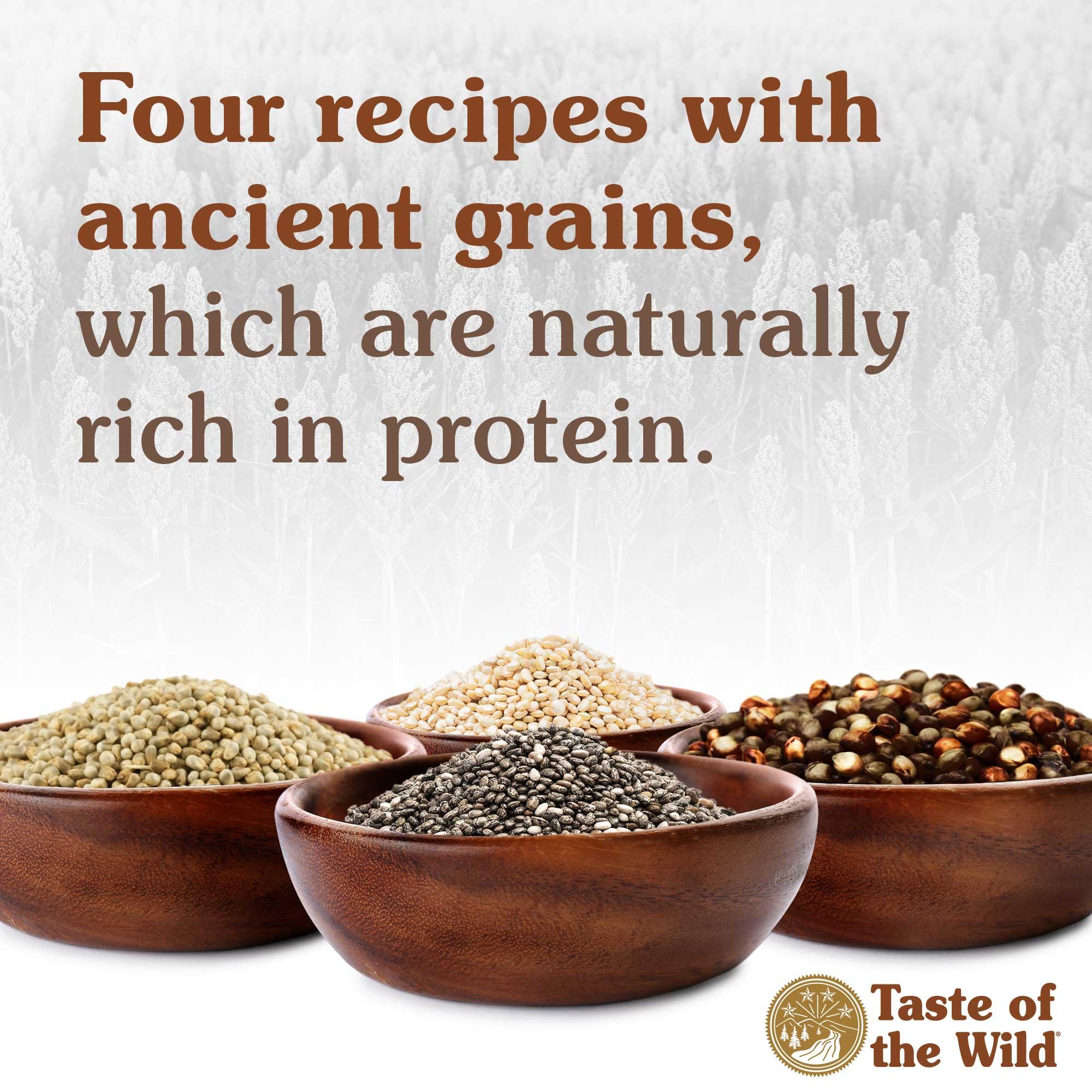 Bowls of Grain
